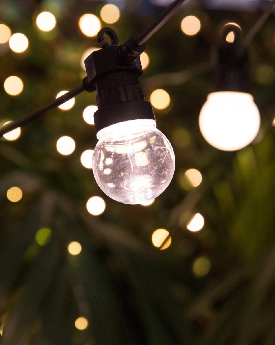 STELLAR LED FESTOON LIGHTS CLEAR