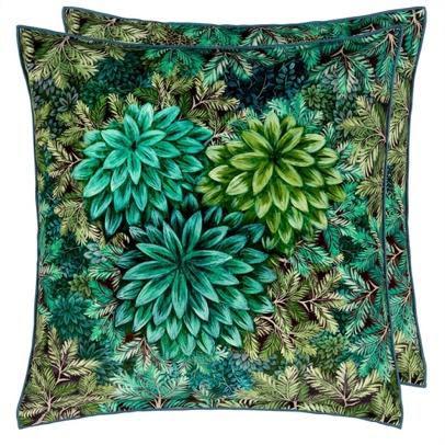 Designers Guild Cushion Madhya Azure