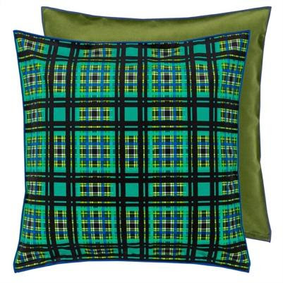 Designers Guild Cushion Patiali Azure