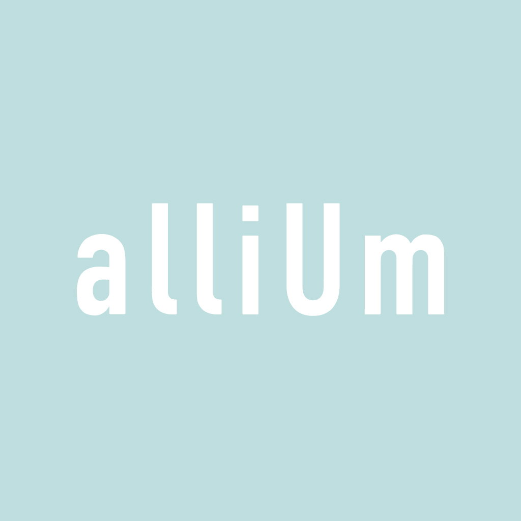 Hübsch Vase Blue Set of 3 | Allium Interiors